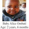 Alice Ombati