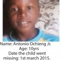 Antonio Ochieng junior