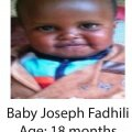 Baby Joseph Fadhili