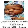 Baby Linet Zayo