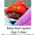 Baby Noel Jayden