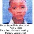 Levin Muia alias Kivisi