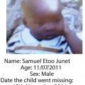Samuel Etoo Junet